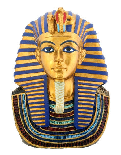 "King Tut 4"" mask"