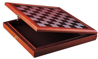 Chess Board and piece holder