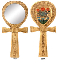 Ankh Egyptian Mirror