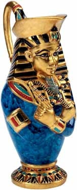 Egyptian Pharaoh Vase