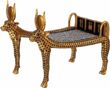 Pharaohs Cow Bed
