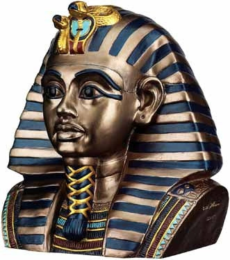 King Tut Trinket Box
