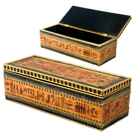 Ancient Egyptian Long Box