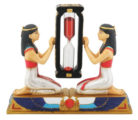 Egyptian Princess Hour Glass