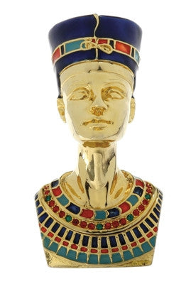 Nefertiti Jeweled Box
