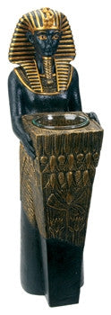 Pharaoh Votive Holder