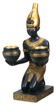 Pharaoh Candle Holder