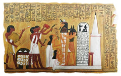 Ancient Egyptian Ceremonial Plaque