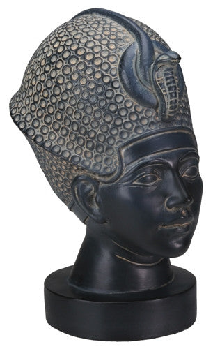 King Tut with Blue Crown