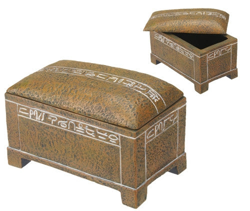 Egyptian Stone Chest