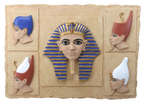 Pharoah Crown Plaque