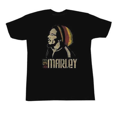 Bob Marley t-shirt - vintage old school