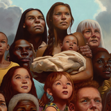 After The Storm - 24x32 - signed open edition - Kadir Nelson
