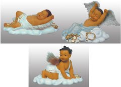 Angel Babies - set of 3 - figurines