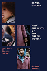 Black Macho Myth of the Superwoman - paperback