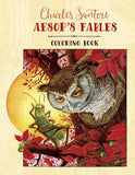 Aesops Fables - Coloring Book