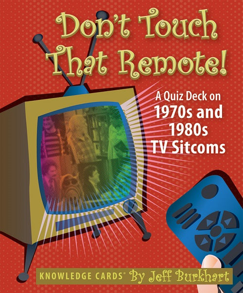 Dont Touch That Remote Knowledge Cards