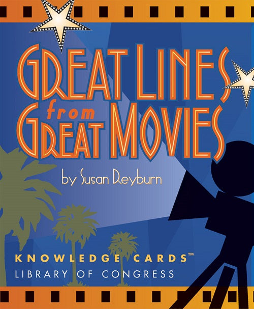 Great Lines From Great Movies -  Knowledge Cards