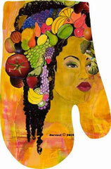 Oven Mitt - by Gbaby - Harvest
