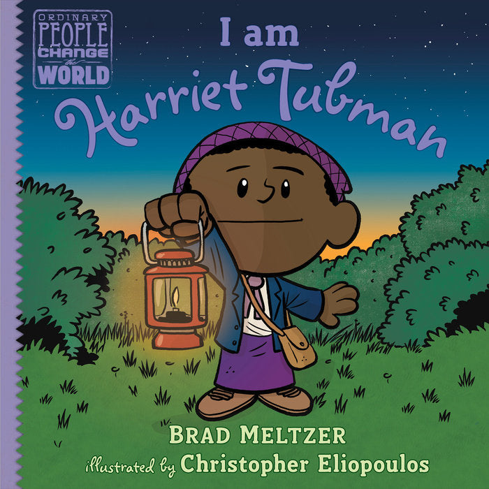 I Am Harriet Tubman - hardcover