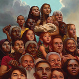 After The Storm - 26x36 - limited giclee canvas - Kadir Nelson