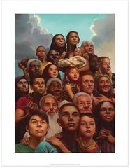 After The Storm - 26x36 - limited edition giclee - Kadir Nelson