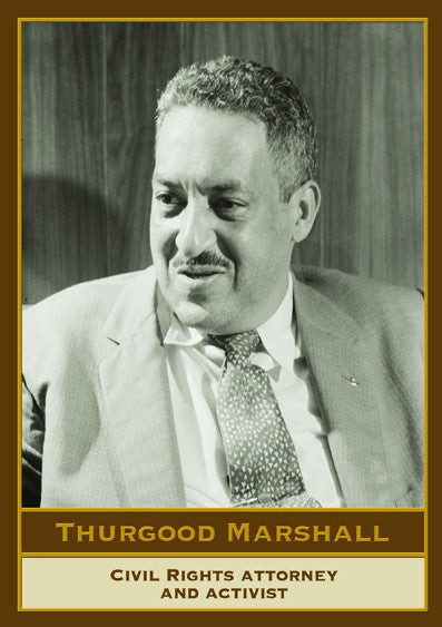 Thurgood Marshall - magnet