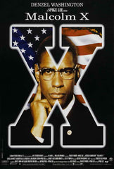 Malcolm X - 27x40 movie poster