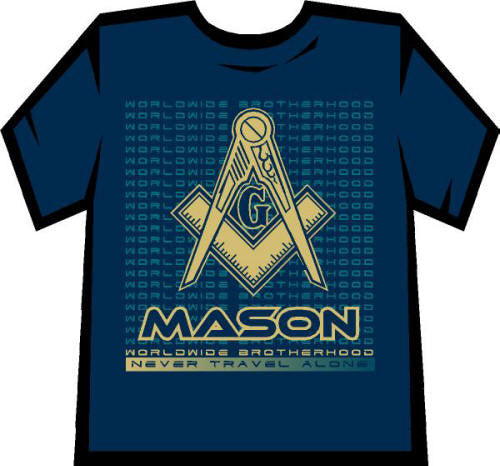 Mason t-shirt - Treasure
