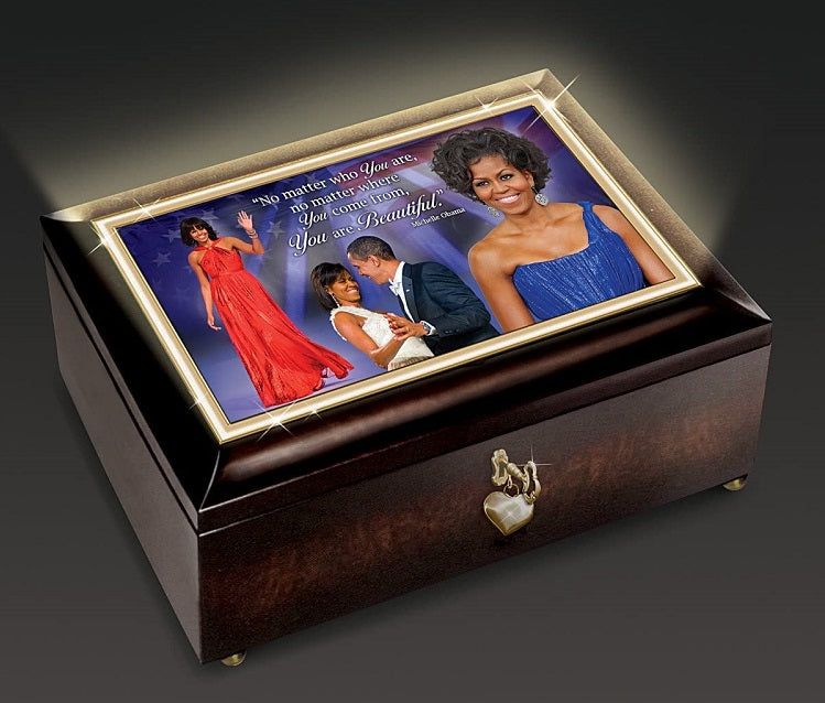 Michelle Obama - music box