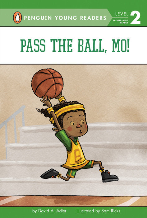Pass The Ball Mo - hardcover
