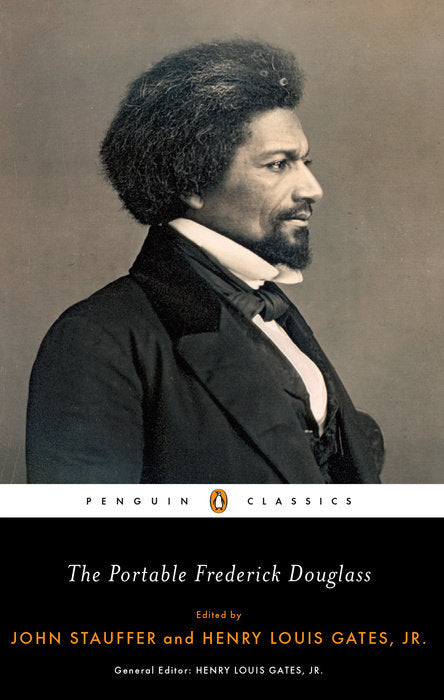 The Portable Frederick Douglass - trade paperback