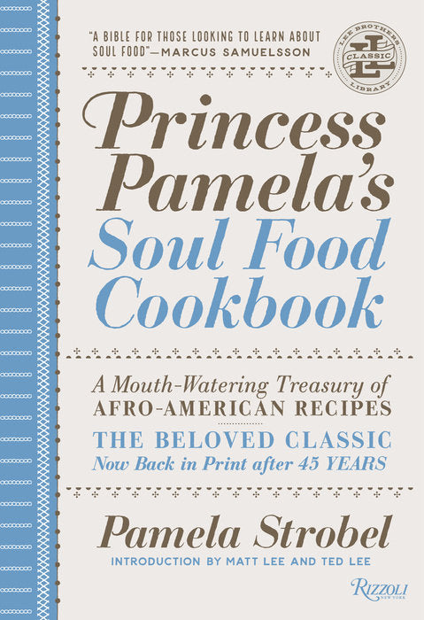 Princess Pamelas Soulfood cookbook