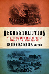 Reconstruction - hardcover
