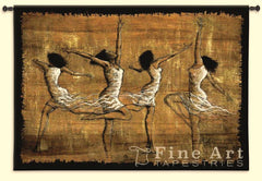 Rejoice - fine art tapestry