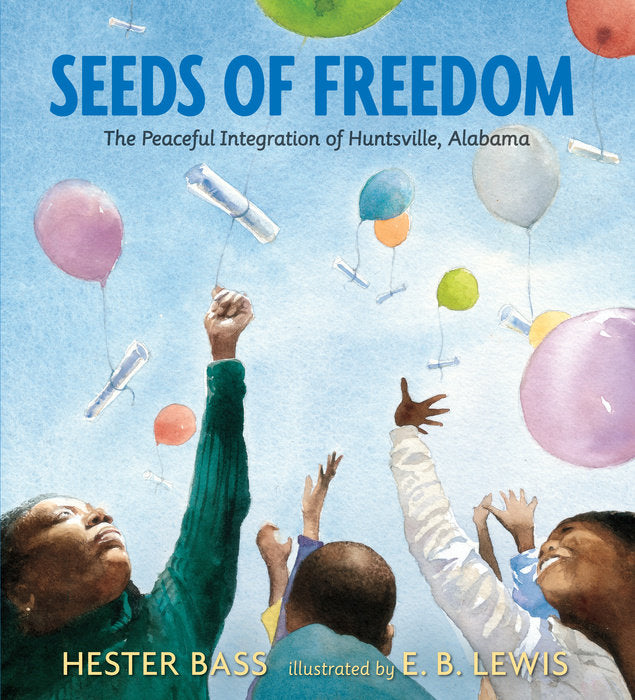 Seeds Of Freedom - hardcover