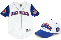 Atlanta Black Crackers - legacy jersey - cap