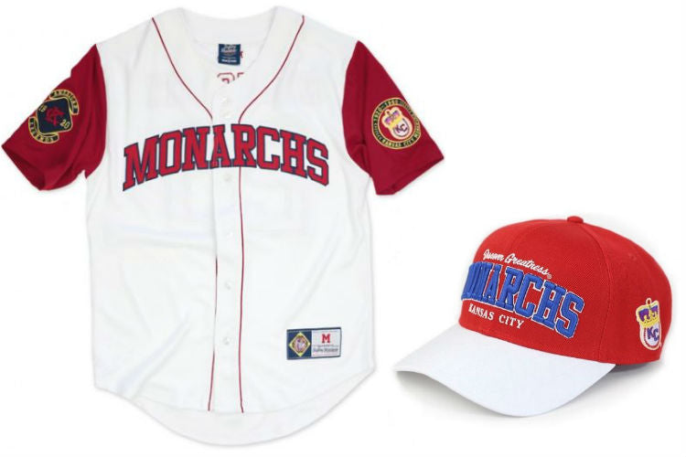 Kansas City Monarchs - legacy jersey - cap