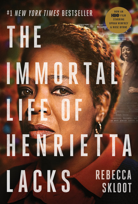 The Immortal Life of Henrietta Lacks - trade paperback