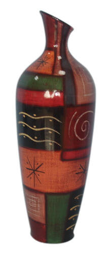 Abstract Vase - open box item