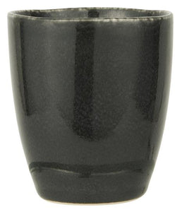 Mug without Handle Antique Black