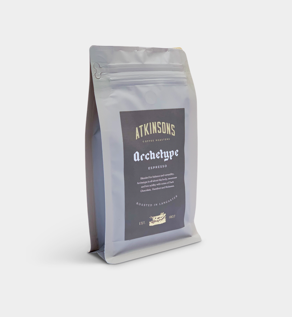 250g Atkinsons Archetype Beans / Ground