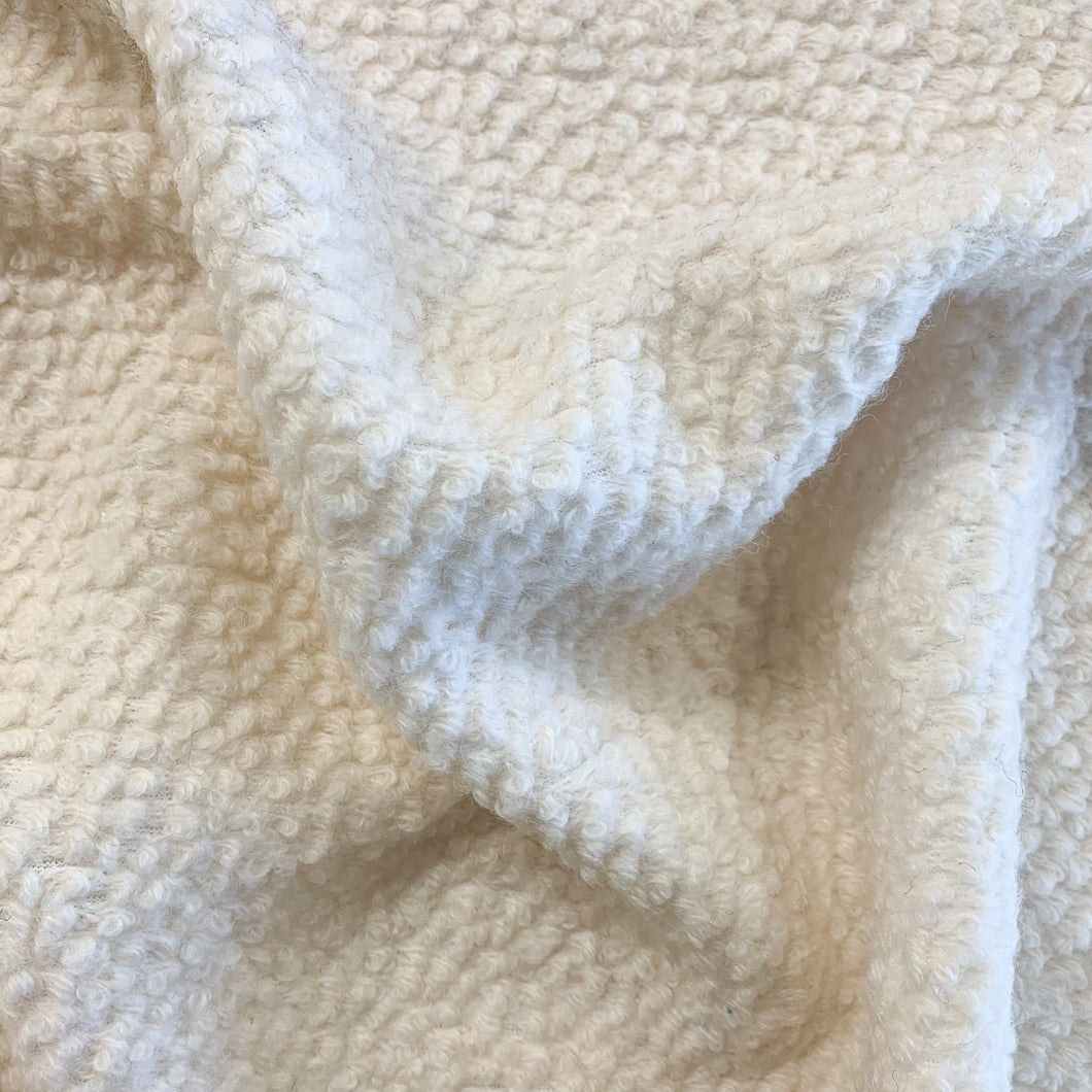 Chunky Boucle - Winter White