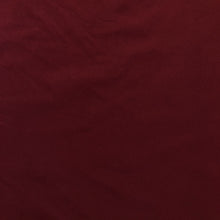Load image into Gallery viewer, Cotton Spandex T-Shirting - Bordeaux