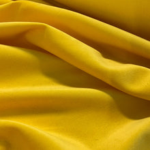 Load image into Gallery viewer, Cotton Velveteen - Yellow