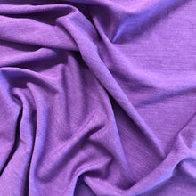 Load image into Gallery viewer, Merino Single Jersey - Pale Violet