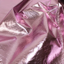 Load image into Gallery viewer, Metallic Suiting - Space Pink
