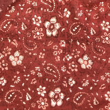 Load image into Gallery viewer, Printed Paisley Silk Chiffon