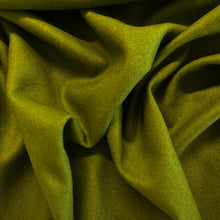 Load image into Gallery viewer, Wool Viscose Melton Coating - Chartreuse