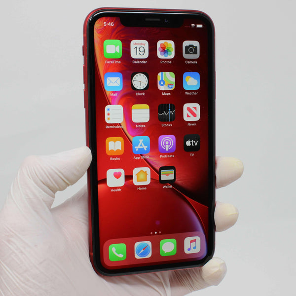 iPhone XR 64GB - Product  (Unlocked)